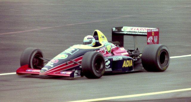 1988 Lola LC88 - Ford (Philippe Alliot)