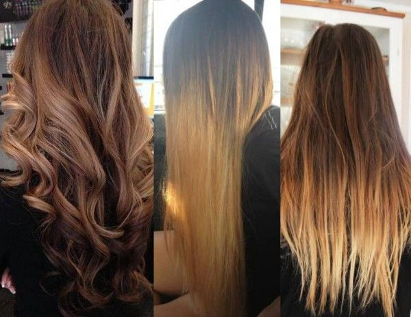 17 Best Ideas About Ombre For Dark Hair On Pinterest
