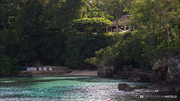 """Very popular with celebrity guests in search o calm and intimacy, visitors here include Johnny Depp, Kate Moss, Naomi Campbell and Sting, who wrote the lyrics to his planetary number on hit, """"Every Breath You Take"""" here, and whose old record has been conserved by Chris Blackwell - Golden Eye, Jamaica"""