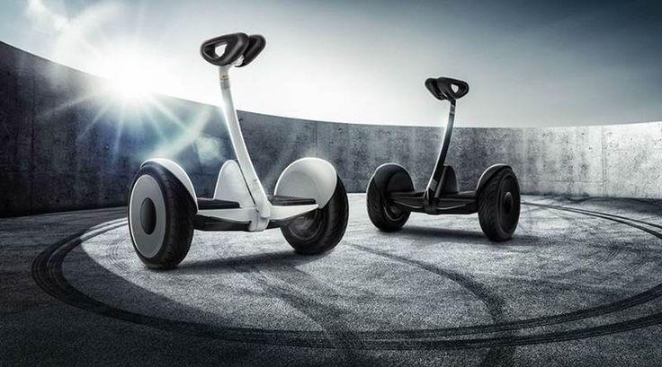 Ninebot Mini, kendaraan roda dua unik besutan Xiaomi