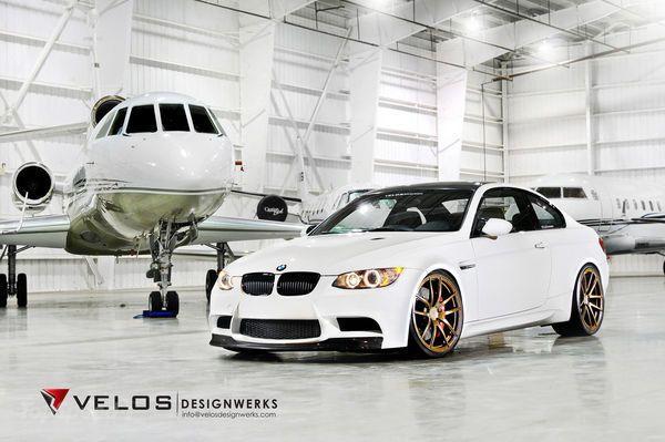2012 BMW M3 By Velos Designwerks