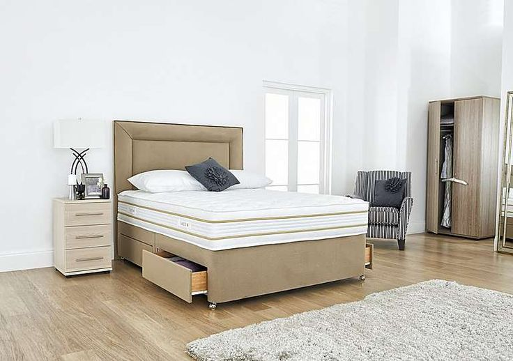 Select Comfort 2000 Divan Set, Sale £995