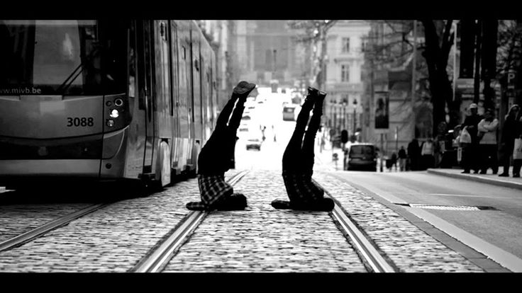 Moving Cities -short films about dance and the cities   in the studio