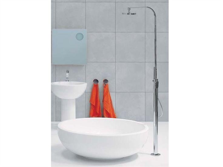 Colonna doccia da terra ONE | Colonna doccia da terra - Ceramica FLAMINIA - design Sergio Mori, Palomba, Serafini
