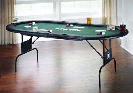For the family man with a full house. #poker #pokertable