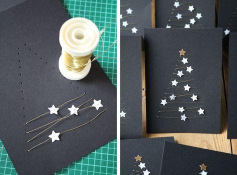 Eine liebe Tradition von mir ist es, den Lieben nah und fern, eine Weihnachtskarte zu schreiben. Natürlich sollen sie dann auc...