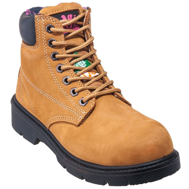 Moxie Boots: Women's 50161 Steel Toe Waterproof Puncture-Resistant Alice Boots…