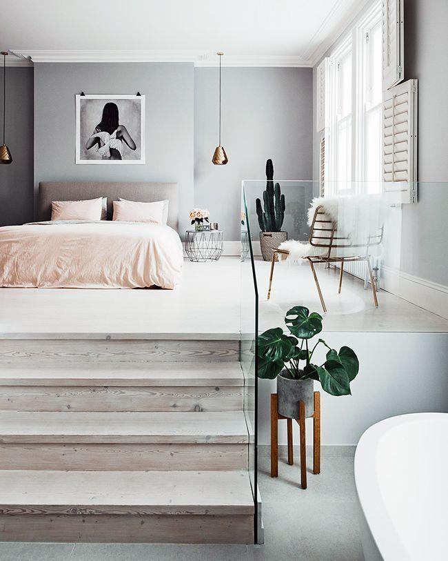 inspirations pour créer une chambre douce - Minimalisme 2019 #bedroomdesignminimalist inspirations pour créer une chambre douce  #chambre #creer #douce #inspirations #Minialisme