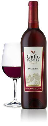 Sweet Red Wine | Gallo Family Vineyards