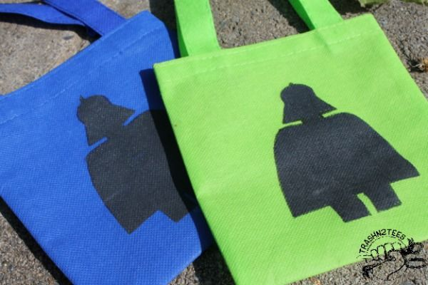 Star Wars Birthday Party- DIY Goody Bags Party Favor #Stencil
