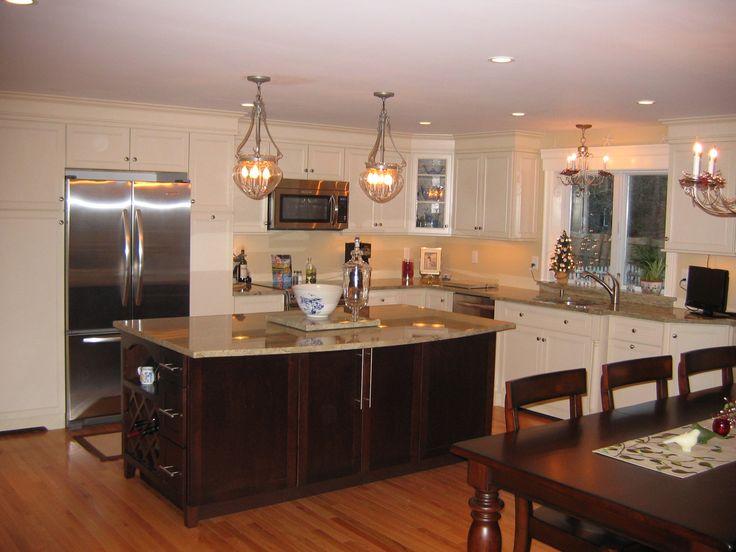 Best Kitchen With Merillat Masterpiece Cabinets Hadley Door 400 x 300