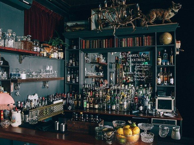 Milk Thistle, Bristol | 15 Secret Underground Bars Everyone Must Visit