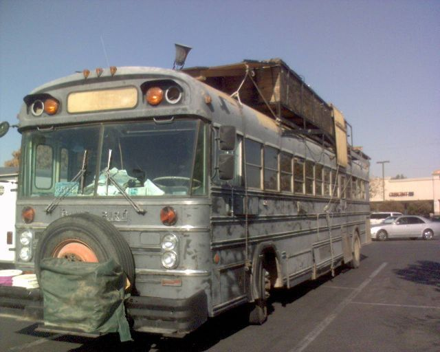 Road Warrior Style Vehicle Twisted Metal Zombie