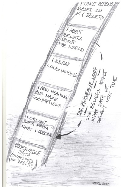8 best Ladder of inference images on Pinterest Inference, Ladder - the ladders resume