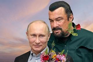 Vladimir Putin's Man Crush on Steven Seagal - Businessweek