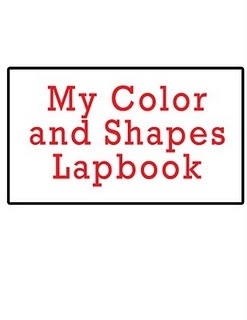 color and shape lapbook
