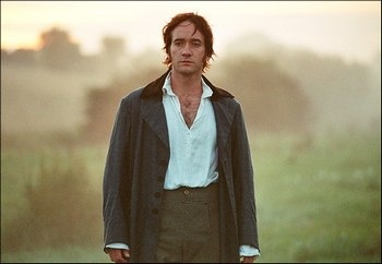 Matthew McFadden aka Mr.Darcy