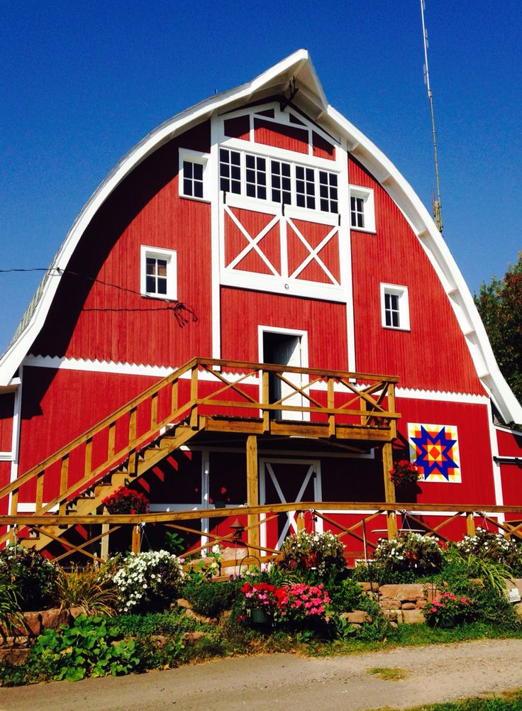 Apple orchard in Bayfield, WI (With images) | House styles ...