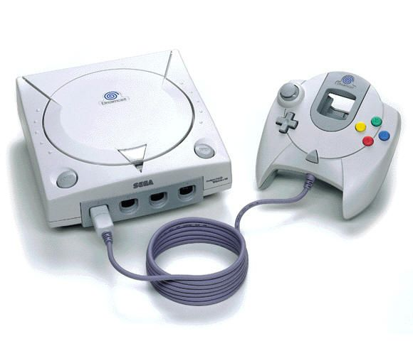 Sega Dreamcast.  Was given to me. I've gotten lots of use out of it by putting Atari and Nintendo emulators on it.