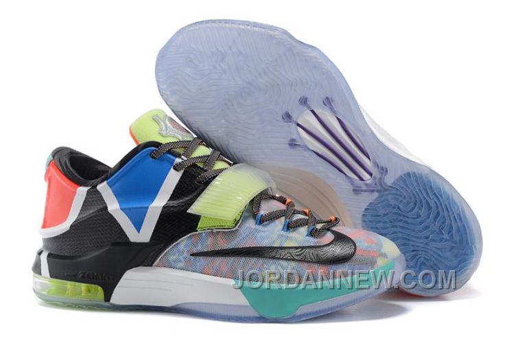 "http://www.jordannew.com/nike-kd-7-what-the-mens-basketball-shoes-online.html NIKE KD 7 ""WHAT THE"" MENS BASKETBALL SHOES ONLINE Only $106.00 , Free Shipping!"