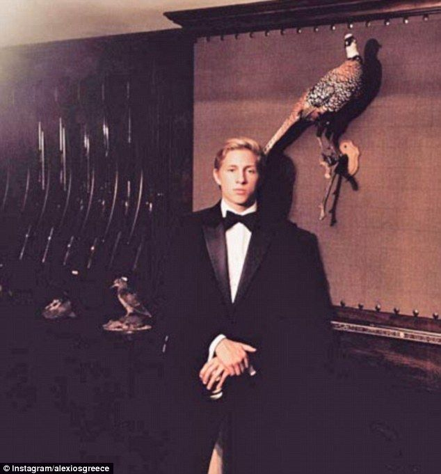 32 Best Prince Constantine-Alexios Images On Pinterest