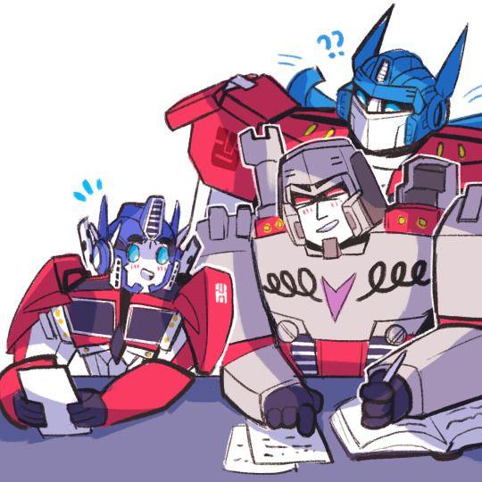 Megop | Tumblr | Transformers | Transformers prime, Ratchet