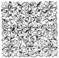 VintageFeedsacks: Free Vintage Clip Art - Decorative Victorian Scroll Design Elements
