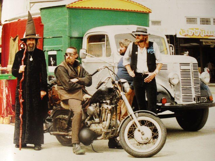 Gypsy Fair on Tour (Pahiatua) 1980s