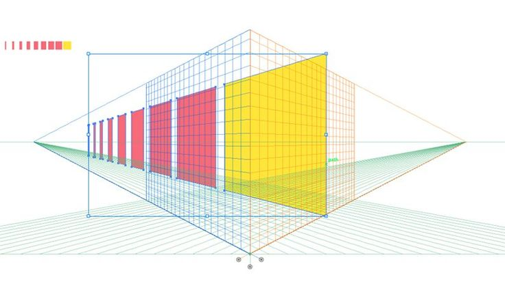 Master the perspective grid tool in Adobe Illustrator