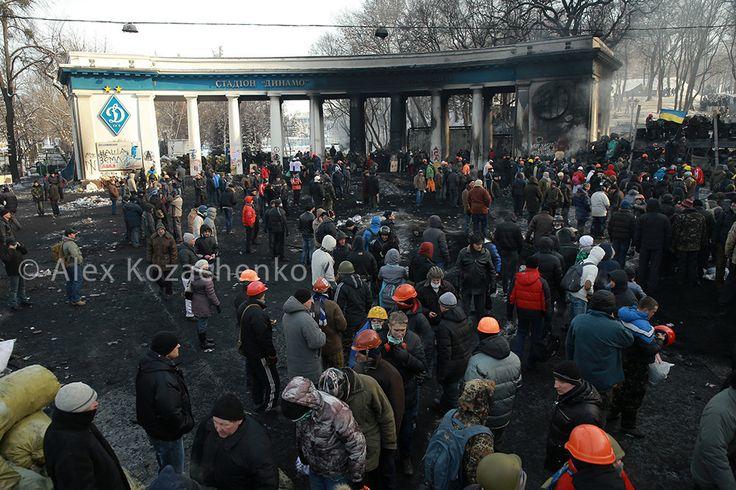 Украина - Киев - Площадь Независимости