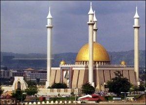 Nigeria's National Mosque, Abuja