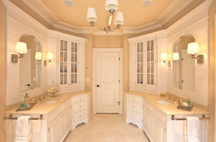 9 best paint project images on pinterest color palettes - Best paint color for crema marfil bathroom ...