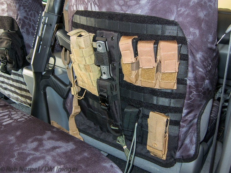 Tactical Tacoma Texas Edition Kryptek Custom Seat