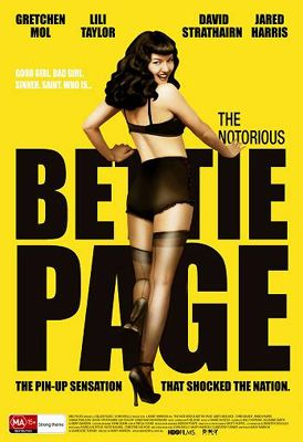 The Death of Pinup Model Bettie Page