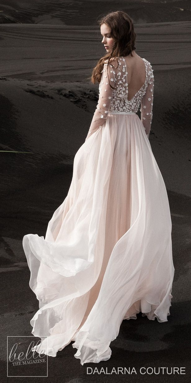 Daalarna Couture Wedding Dresses Spring 2020 Rebelle Bridal Collection Wedding Dresses Wedding Dress Couture Colored Wedding Gowns