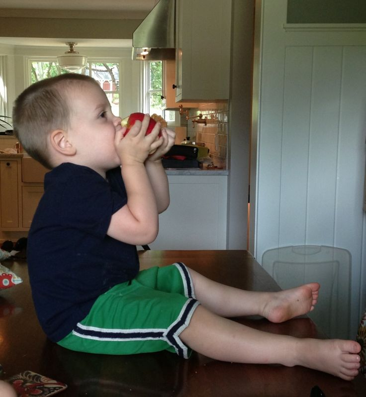 why living with a 2 year old is like living with an insane person