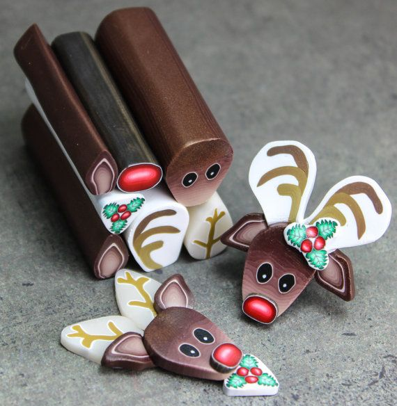 Hey, I found this really awesome Etsy listing at https://www.etsy.com/listing/253849121/set-of-7-polymer-clay-canes-holly-and