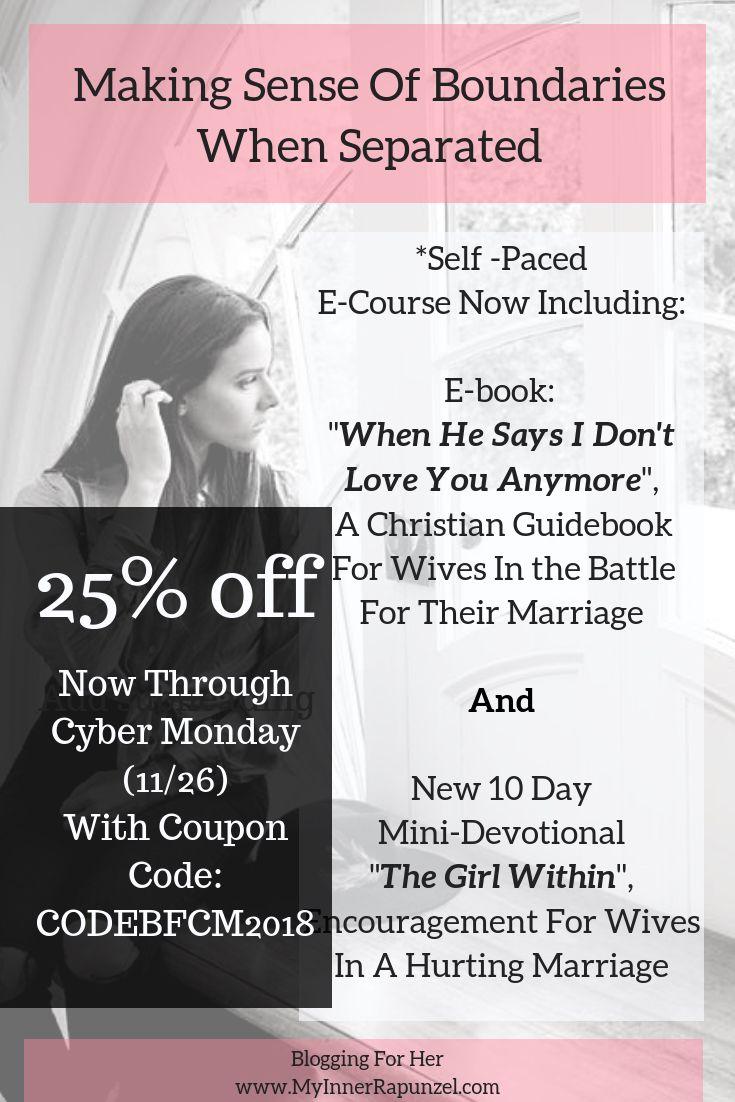 Boundaries In Marriage Ebook