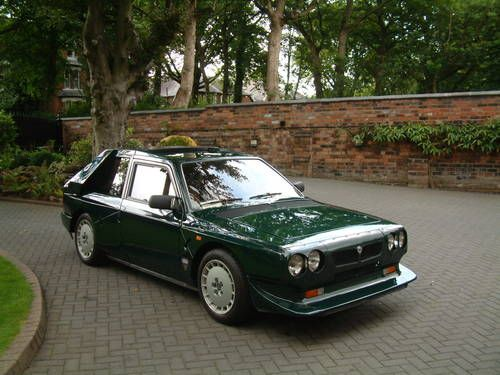 1985 Lancia Delta S4 Stradale For Sale