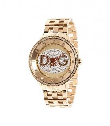 D  Watch - gold
