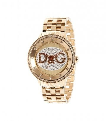 D  Watch - gold