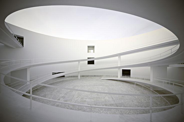 The MA: Andalucia's Museum of Memory   Granada, Andalucía, Spain   Alberto Campo Baeza