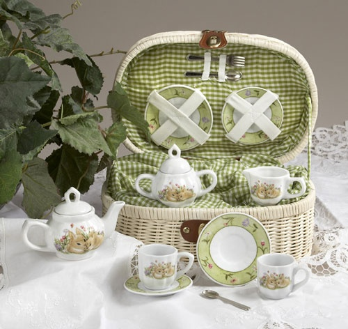 39 Best Images About Teatime Children Tea Sets On