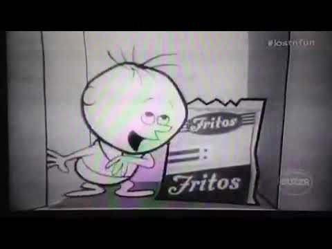 1963 Fritos Corn Chips TV commercial
