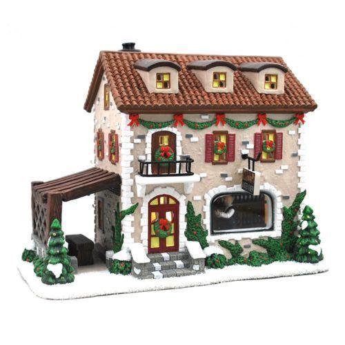 18 best Christmas Village images on Pinterest | Christmas villages ...