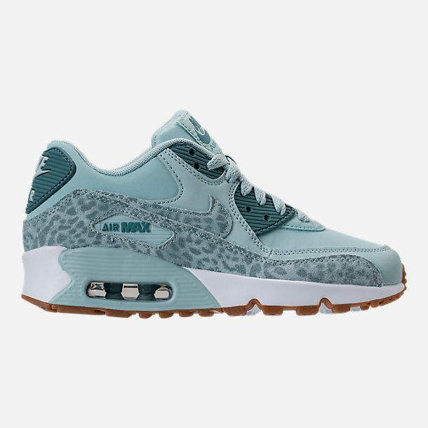 Girls' Leather Casual School Air Nike Max 90 Shoes Grade OXZPiuTk