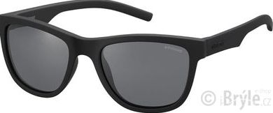 Polaroid PLD8018 YYV/Y2  Dětské sluneční polarizační brýle. Oblíbený retro desig se sportovním nádechem, díky pogumovanénu povrchu, který zajišťuje stabilitu brýlí. Polarizační čočky chrání proti oslnění a zajišťují tak komfortní vidění. Vhodné na každou příležitost. https://www.i-bryle.cz/zbozi/20882/slunecni-bryle/Polaroid-PLD8018-YYV-Y2.html