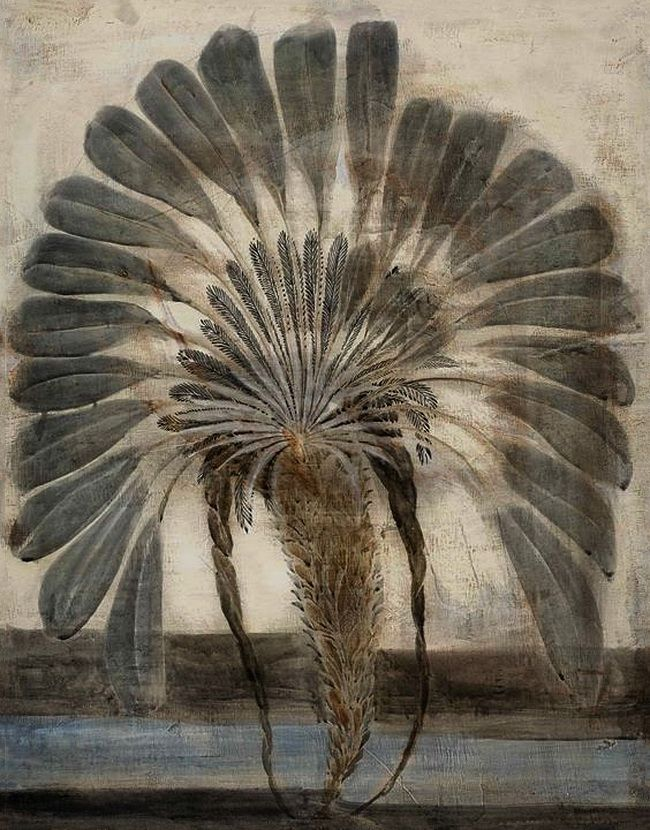 lilithsplace:'Palm' - Merab Abramishvili (1957–2006)