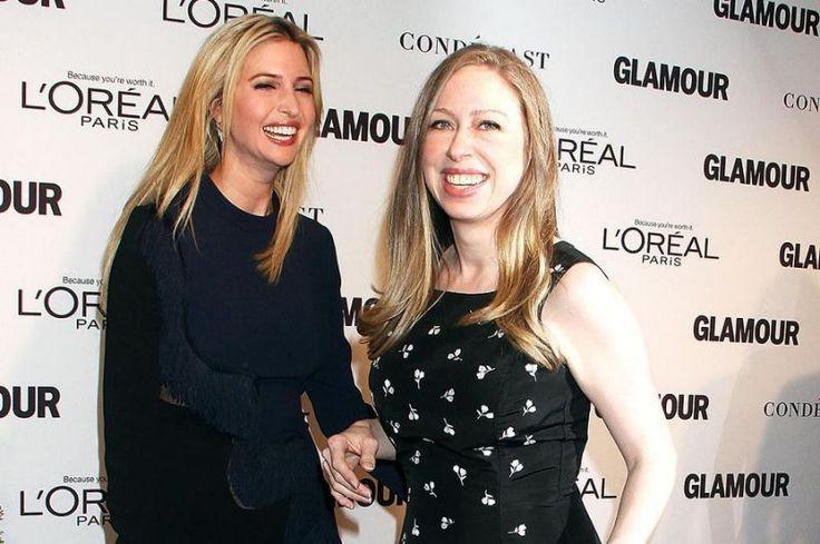 Inside Chelsea Clinton and Ivanka Trump's Unlikely Friendship