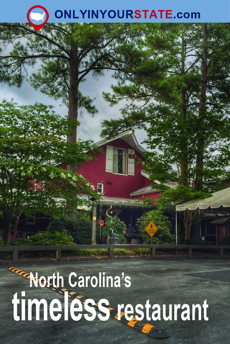Travel | North Carolina | Restaurants | Dining | Gorgeous | Places To Eat | Classic | Timeless | Iconic | Beautiful | Weekend | Romantic